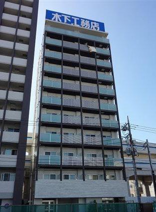プレールドゥーク蒲田 1K 21.53㎡ 【梅屋敷駅】