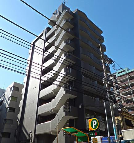 スカイコート横浜駅西口 1K 17.82㎡ 【横浜駅】