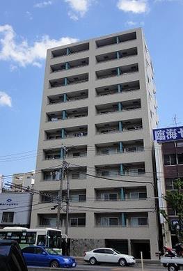 フェリーシア西横浜 1K 22.63㎡ 【西横浜駅】